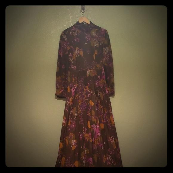 plutina Dresses & Skirts - Long vintage dress